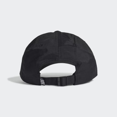 Yoga Black AEROREADY Badge of Sport Dad Cap