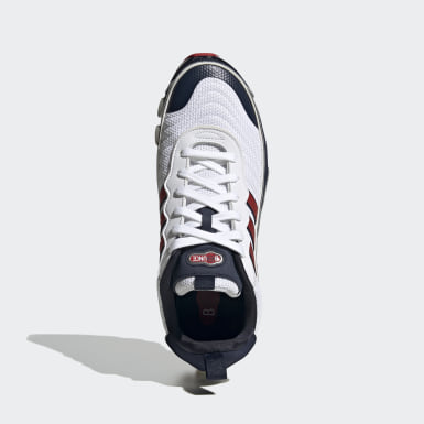 Originals Hvid Microbounce T1 sko