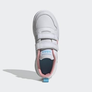 Girls Løb Grå Tensaurus sko