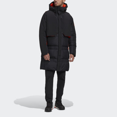 Men Urban Outdoor Black MYSHELTER COLD.RDY Parka