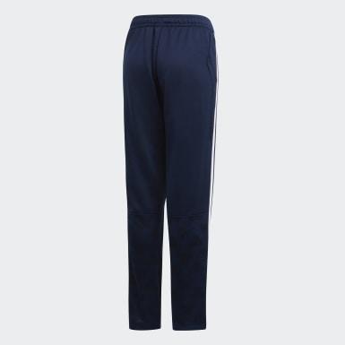 Pantaloni da allenamento TAN Blu Ragazzo Calcio