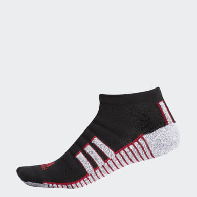 Herr Golf Svart Climacool Tour360 Ankle Socks