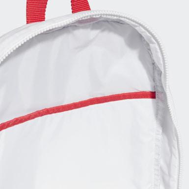 Træning Hvid Parkhood rygsæk