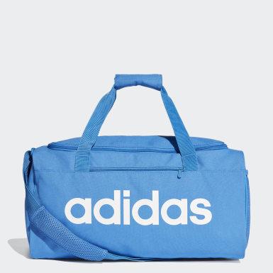Sac en toile Linear Core Petit format Bleu Athletics