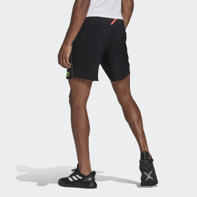 Männer Running Equipment Running Shorts Schwarz