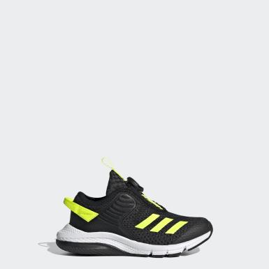 Barn Träning Svart ActiveFlex Boa Shoes