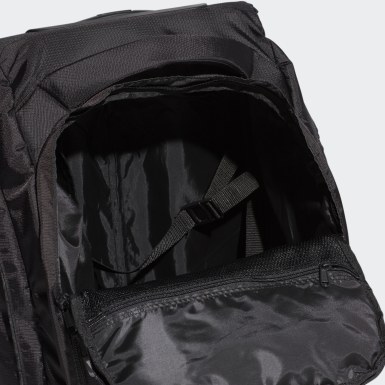 Training Black Dual Wheel Bag
