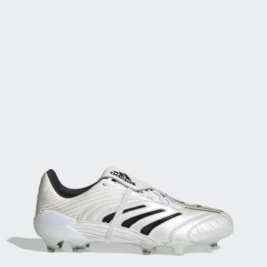 Chaussure Predator Absolute Terrain souple blanc Hommes Soccer