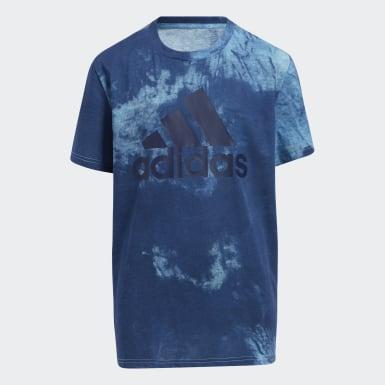 T-shirt Tie-Dye Badge of Sport Enfants Entraînement