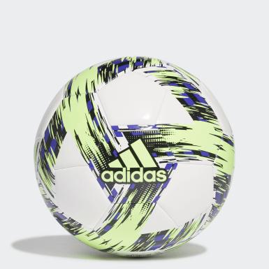 Men Soccer White Capitano Club Ball