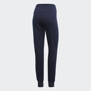 Frauen Athletics ID Hose Blau