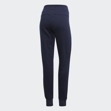Pantalon ID Bleu Femmes Athletics