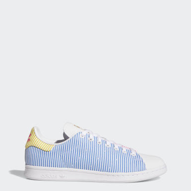 Stan Smith Pride Shoes Bialy