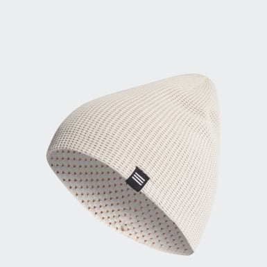 бежевый Двухсторонняя шапка