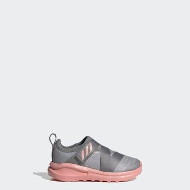 Chaussure de running FortaRun 2020 Gris Enfants Running