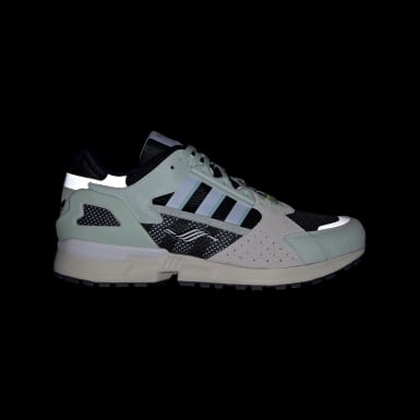 Originals Grøn ZX 10,000 C sko