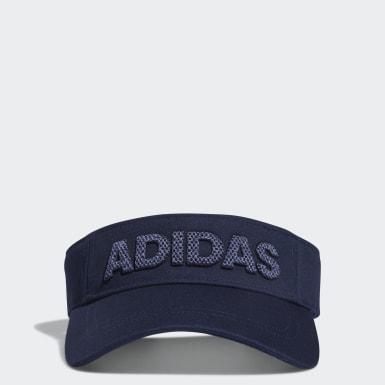 ผู้หญิง กอล์ฟ สีน้ำเงิน หมวกไวเซอร์ Capital