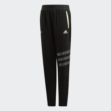 Youth Training Black Messi Striker Pants