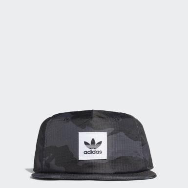 Originals Black Street Camo Grandad Cap