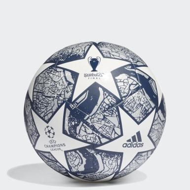 белый Футбольный мяч FIN IST CLB
