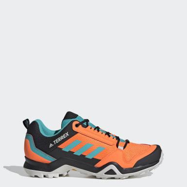 Zapatillas de Senderismo Terrex AX3 Naranjo Hombre adidas TERREX