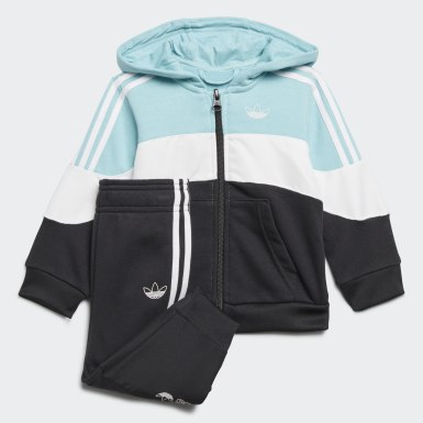 Infants Originals Blue BX-20 Full-Zip Hoodie Set