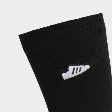 Originals Black SST Socks