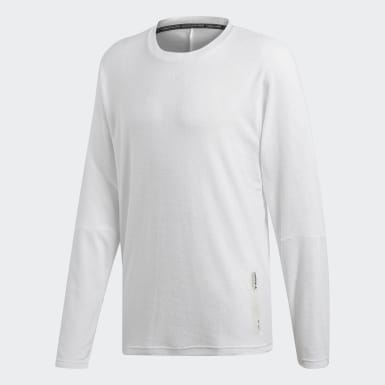 Men Originals White NMD Crewneck Tee