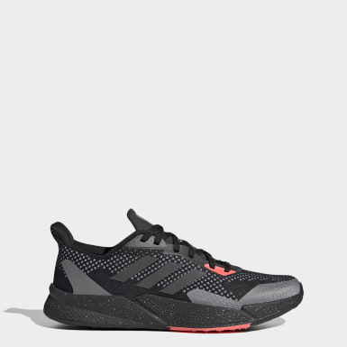 Men Running Black X9000L2 Shoes