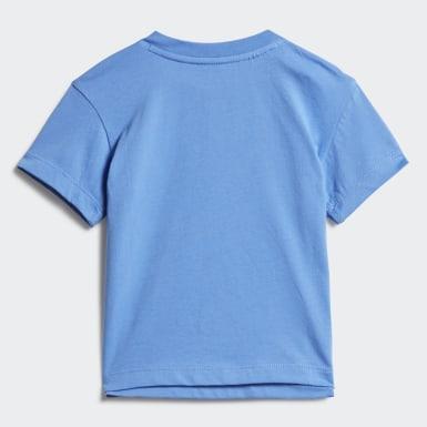 Camiseta Azul Niño Originals