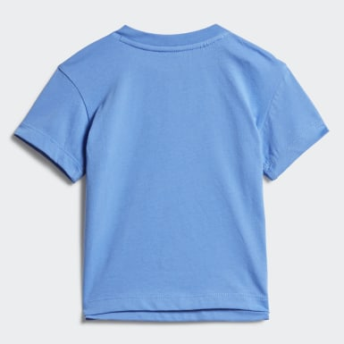 T-shirt Blu Bambini Originals