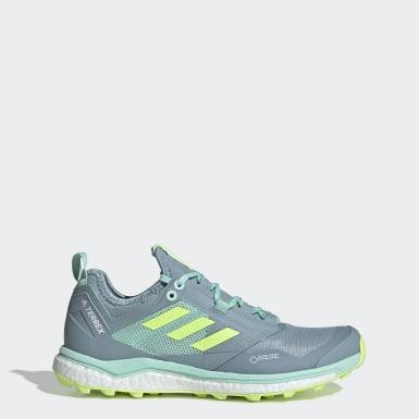 Sapatos de Trail Running Agravic XT GORE-TEX TERREX Azul Mulher TERREX