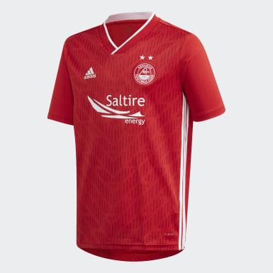 Camiseta primera equipación Aberdeen FC
