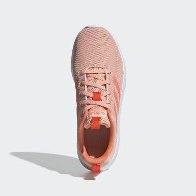 Děti Běh růžová Obuv Lite Racer CLN