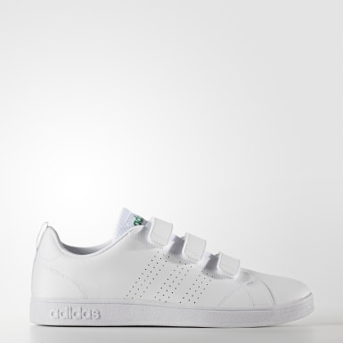 Erkek Sport Inspired White VS Advantage Clean Ayakkabı