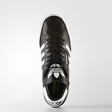 Originals Zwart Samba Super Schoenen