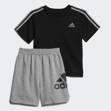 Sport Tee and Shorts Set