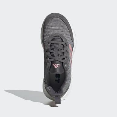 Sapatos S and L RapidaLux Cinzento Raparigas Running
