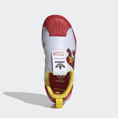 Zapatillas Superstar 360 Unisex (UNISEX) Blanco Niño Originals
