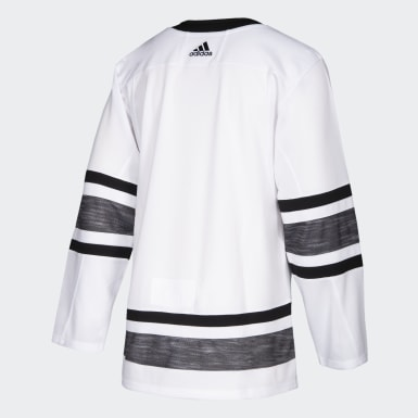 Hockey White Flames Parley All Star Authentic Jersey
