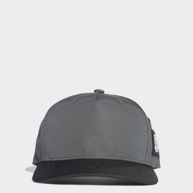 серый Кепка H90 ID