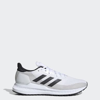 Mænd Løb Hvid Solar Blaze sko