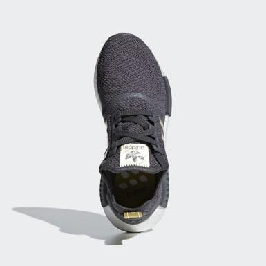 Kadın Originals Gri NMD_R1 Ayakkabı