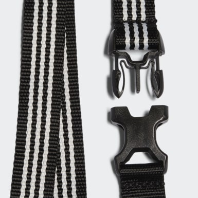 Yoga Black Lanyard