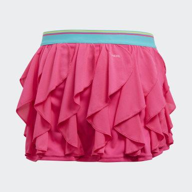 розовый Юбка для тенниса Frilly