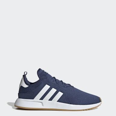 Zapatillas X_PLR Azul Hombre Originals