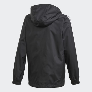 Youth Originals Black Windbreaker Jacket