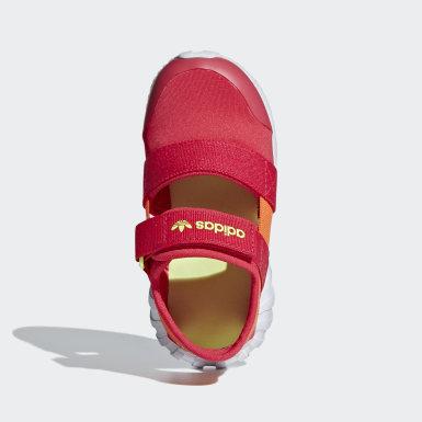 Infants Originals สีชมพู รองเท้าแตะ Doom