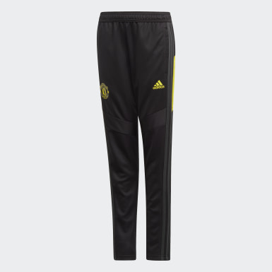 Manchester United Training Pants Czerń