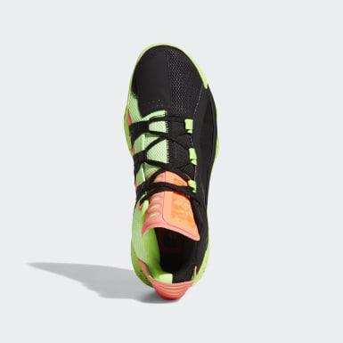 зеленый Баскетбольные кроссовки Dame 6